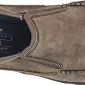 Shoes Skechers Relaxed Fit Braver On Rayland Slip Men's zap1pnv